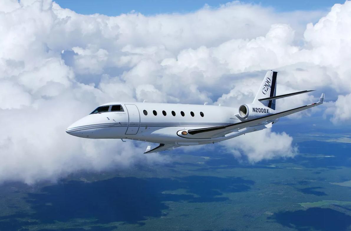 1 1 - Gulfstream G200