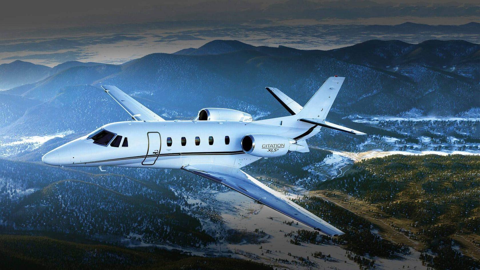 2 - Cessna Citation XLS +