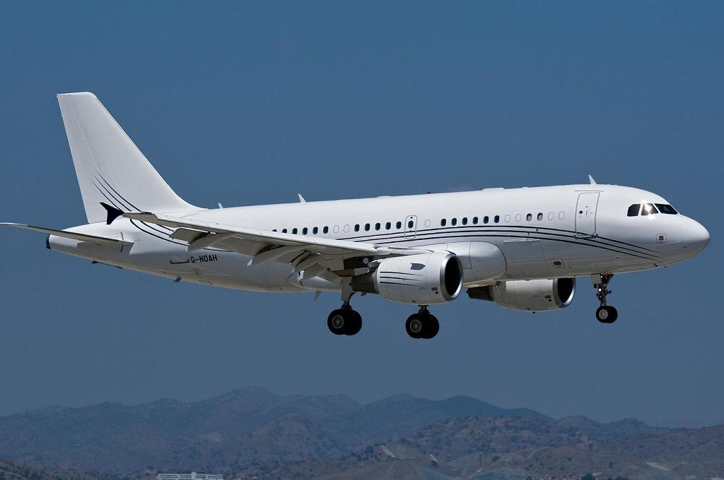 AIRBUS A 319 CJ - A319CJ Corporate Jetliner