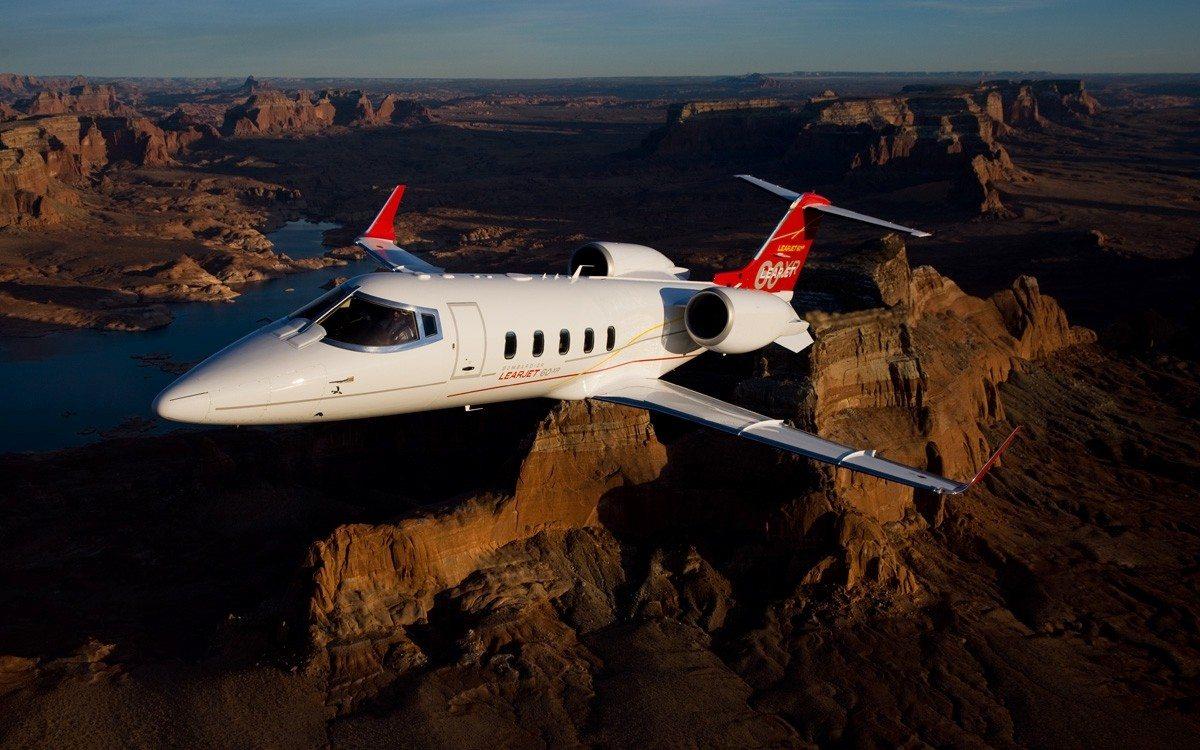 BOMBARDIER LEARJET 60XR - Learjet 60XR