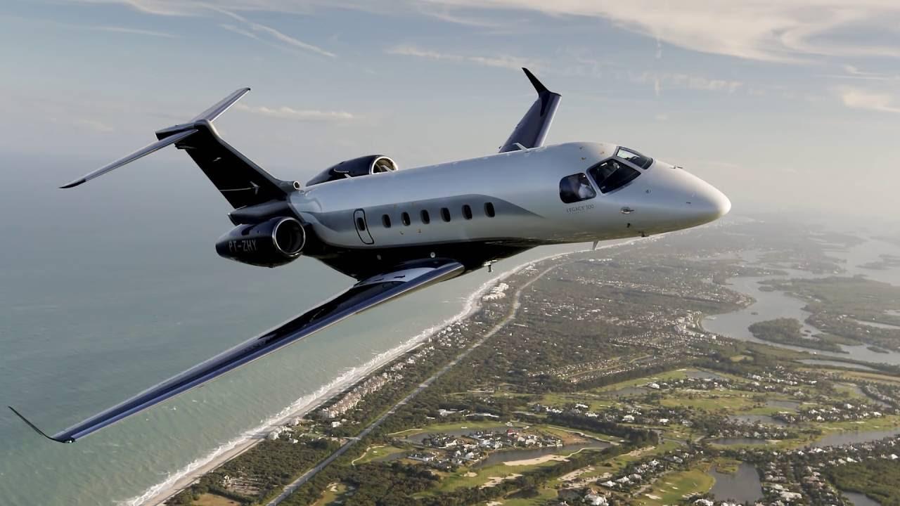 EMBRAER LEGACY 500 - Embraer positions Legacy 500