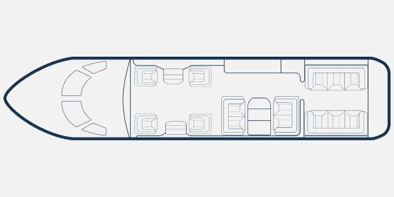 Falcon 7X - Dassault Falcon 7x