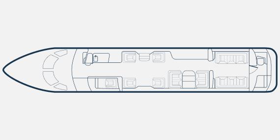 Falcon 8X - Dassault Falcon 8x