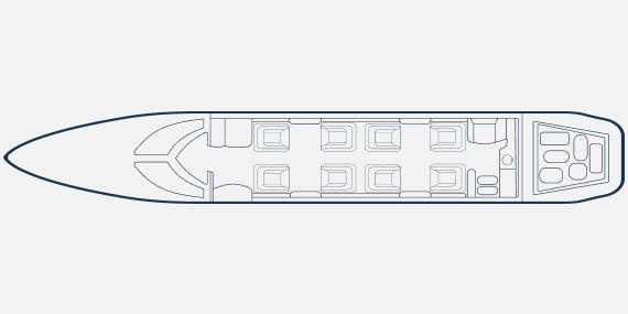 Learjet 45xr - Bombardier Learjet 45XR