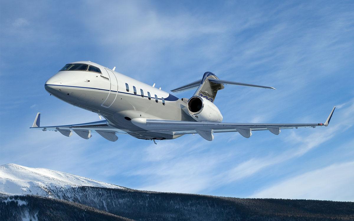 BOMBARDIER CHALLENGER 350 - Bombardier Challenger 350