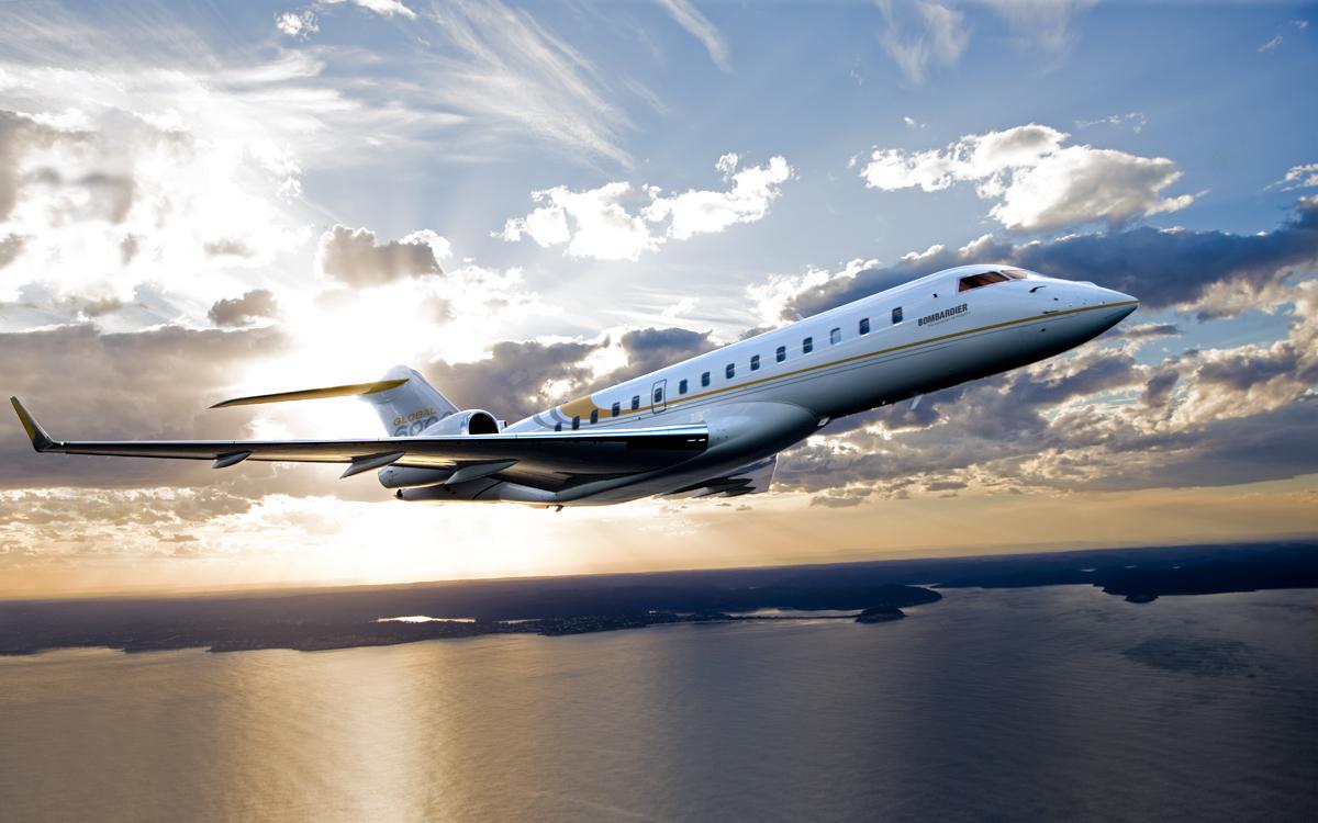 BOMBARDIER GLOBAL 6000 1 - Bombardier Global 6000