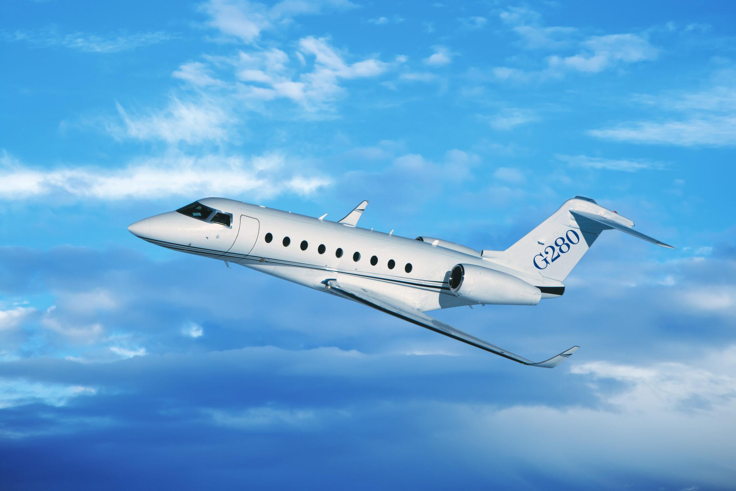 GULFSTREAM G280 1 scaled - Gulfstream G-280