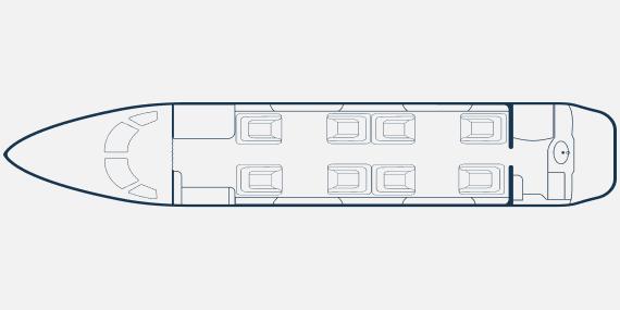 Learjet 75 1 - Bombardier Learjet 75