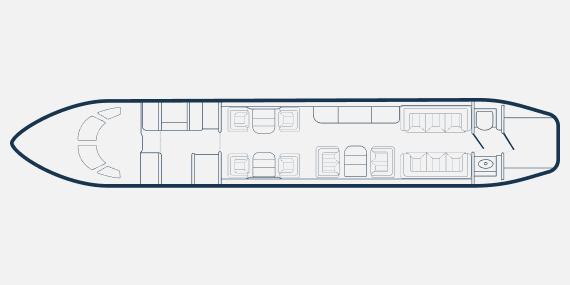 Falcon 900 - Falcon 900
