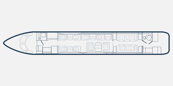 challenger 850 1 1 - Bombardier Challenger 850