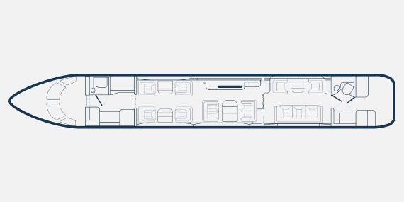 challenger 850 3 1 - Bombardier Challenger 850
