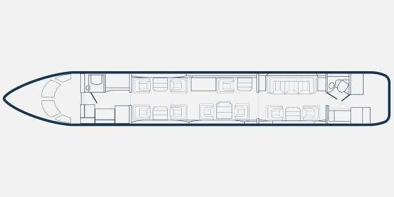 challenger 850 5 1 - Bombardier Challenger 850