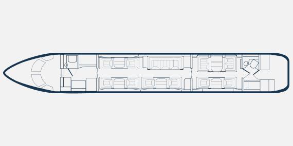 challenger 850 - Bombardier Challenger 850
