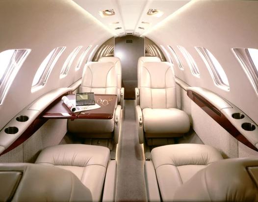 1 фото салон 1 - Cessna Citation CJ2