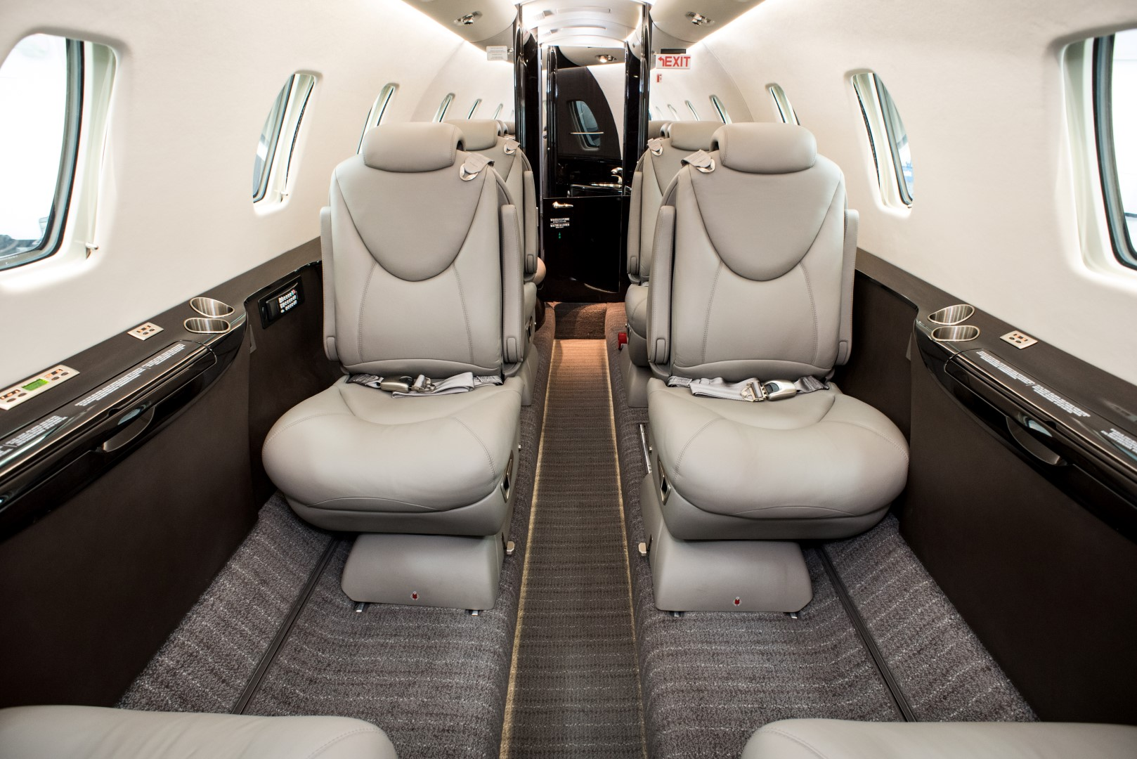 1 фото салон - Cessna Citation XLS +