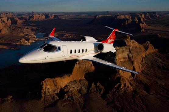 11 BOMBARDIER LEARJET 60XR мини превью - Learjet 60XR