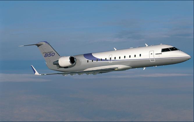 2019 05 05 18 29 49 - Bombardier Challenger 850