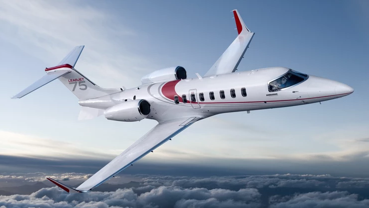 2019 05 06 01 42 28 - Bombardier Learjet 75