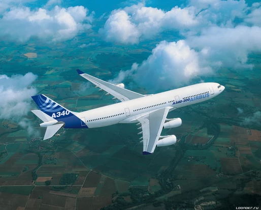 2019 05 06 04 05 10 - Airbus A340