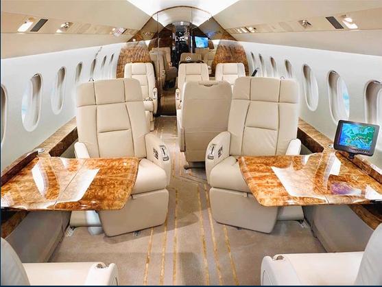 2019 05 06 05 11 17 - Dassault Falcon 2000