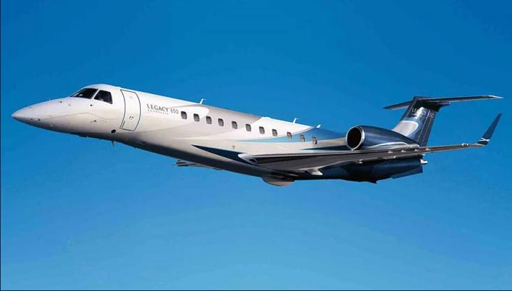 650 2 - Embraer Legacy 650