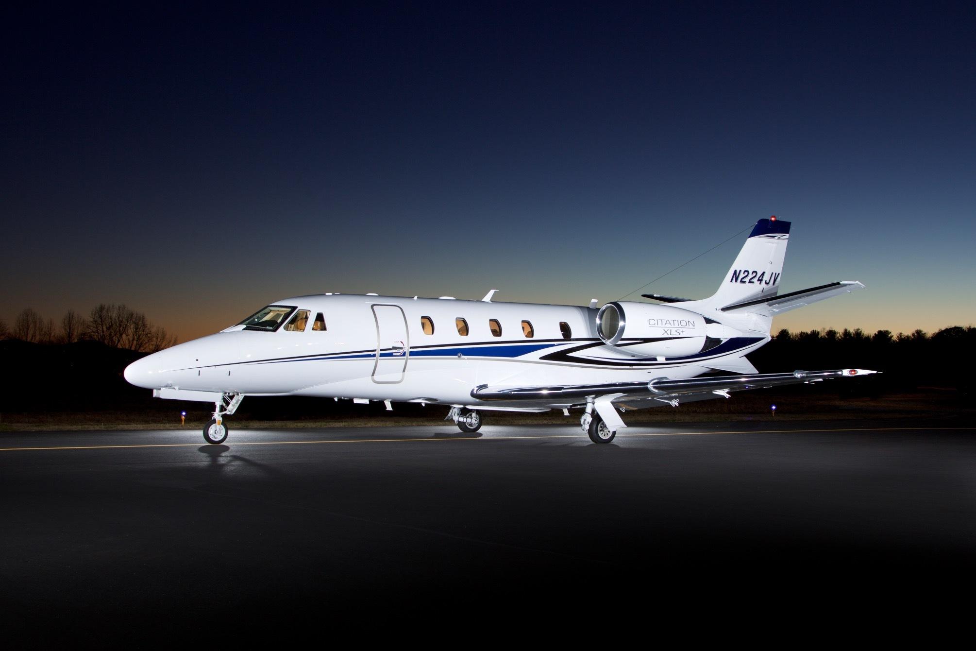 6ff8169cf4c35692b21e4def1b0a46ea - Cessna Citation XLS +