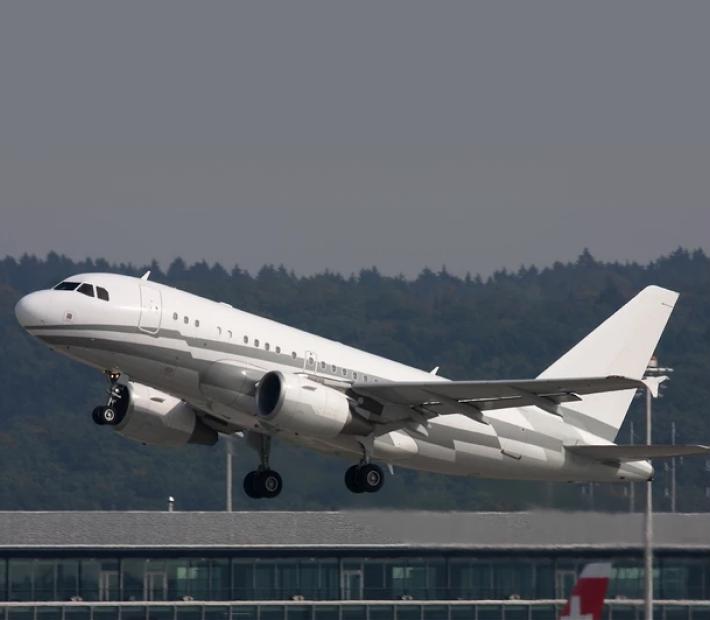 AIRBUS A318 ELITE 1 превью - Airbus A318 Elite
