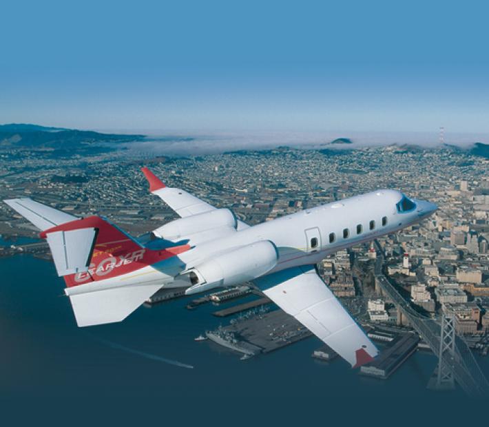 BOMBARDIER LEARJET 60XR 1 - Learjet 60XR