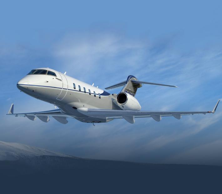 Bombardier Challenger 350 замена - Bombardier Challenger 350