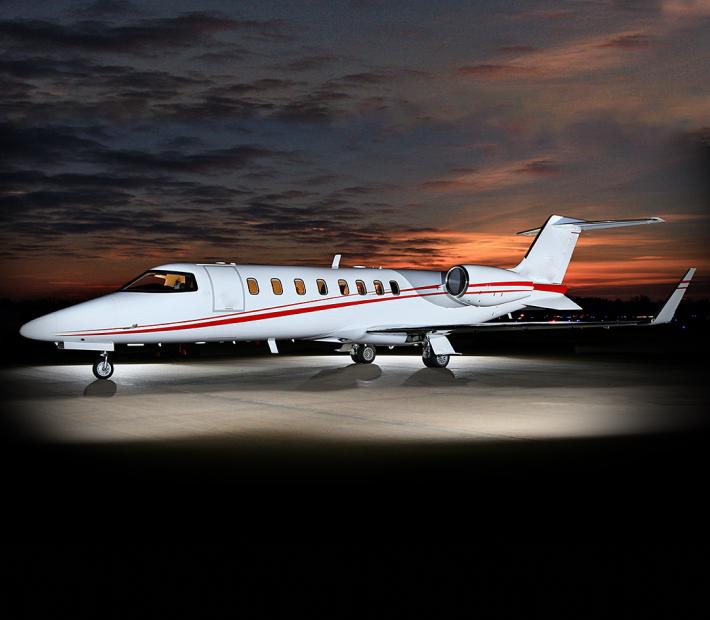 Bombardier Learjet 45XR замена - Bombardier Learjet 45XR