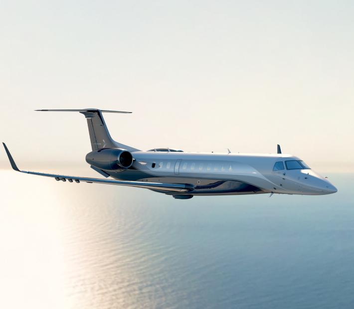 Embraer Legacy 650 замена - Embraer Legacy 650