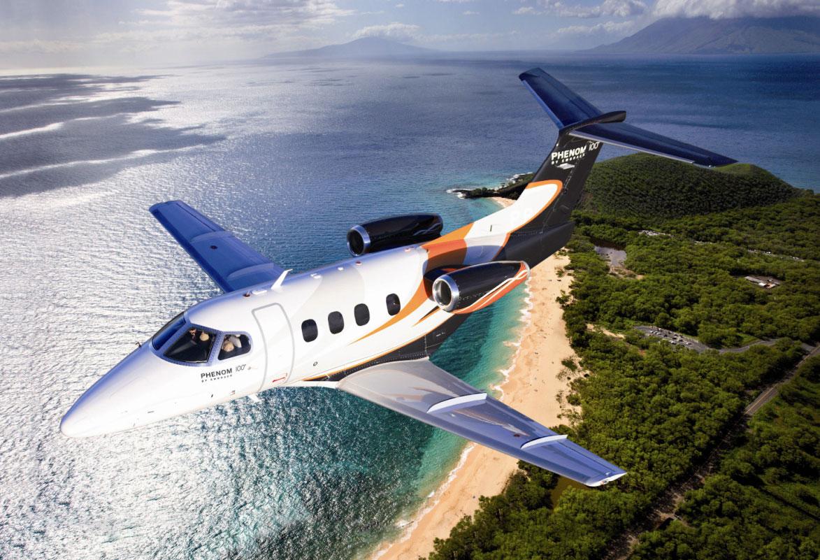Embraer Phenom 100 - Phenom 100
