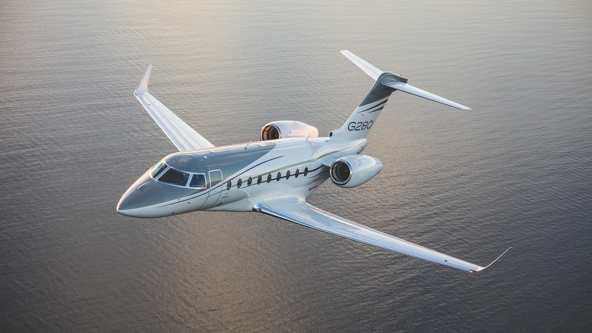 G200 3 - Gulfstream G-280