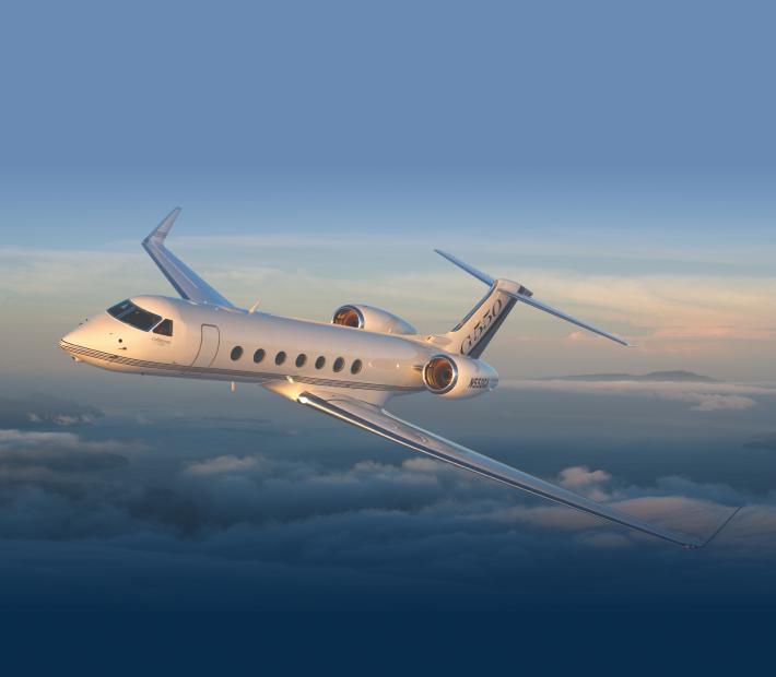 Gulfstream 550 доп2 - Gulfstream 550
