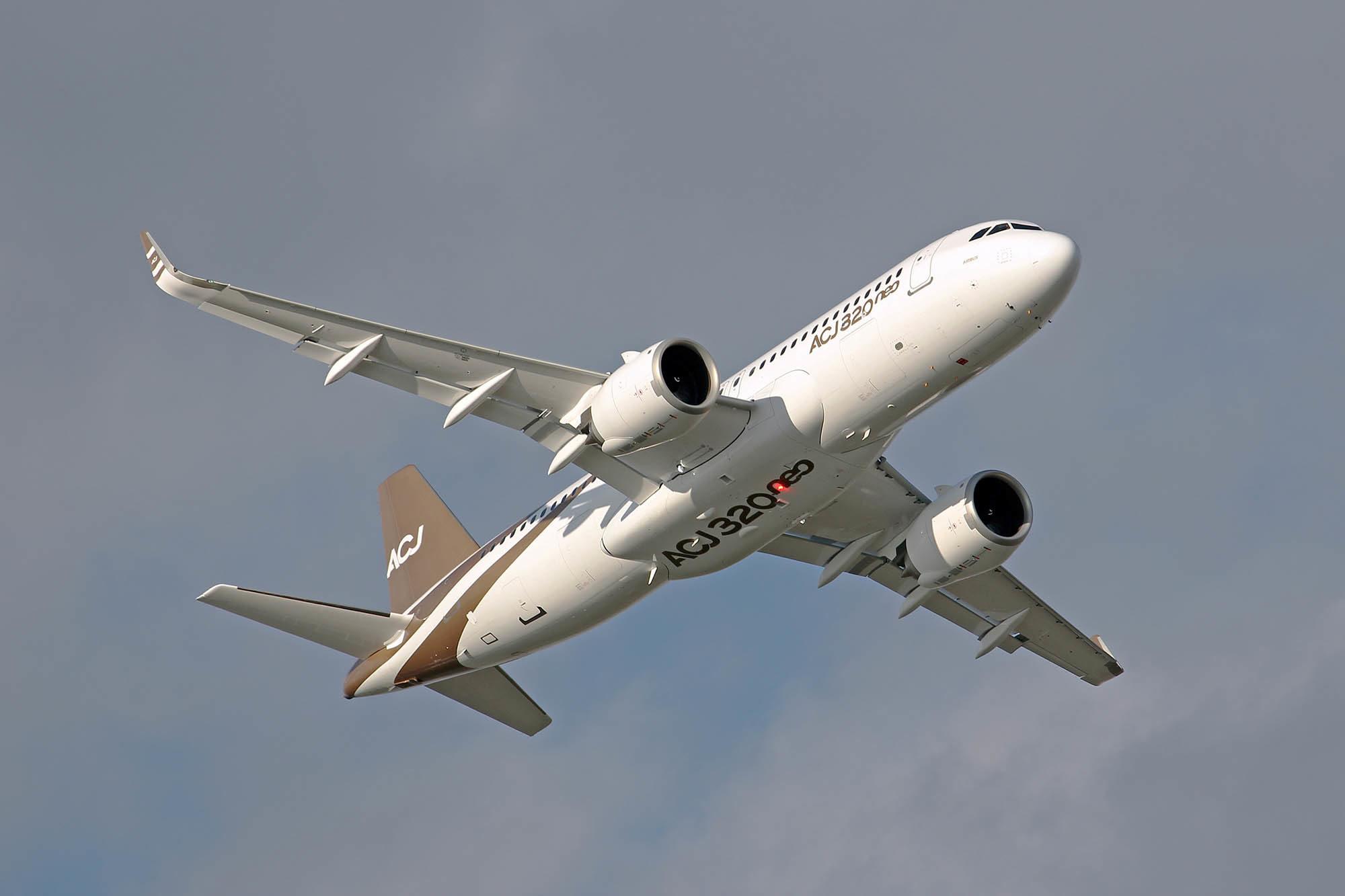 acj private jets a320 - A320 Airbus Corporate