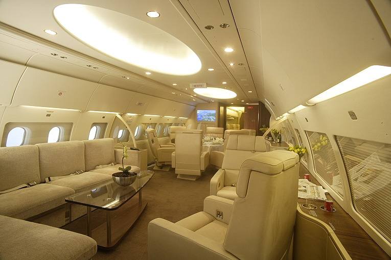 arenda chastnogo samoleta - Airbus A340