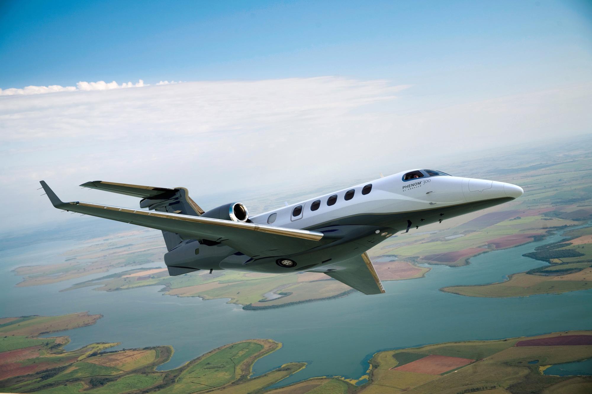phenom 300 flight 04 - Phenom 300