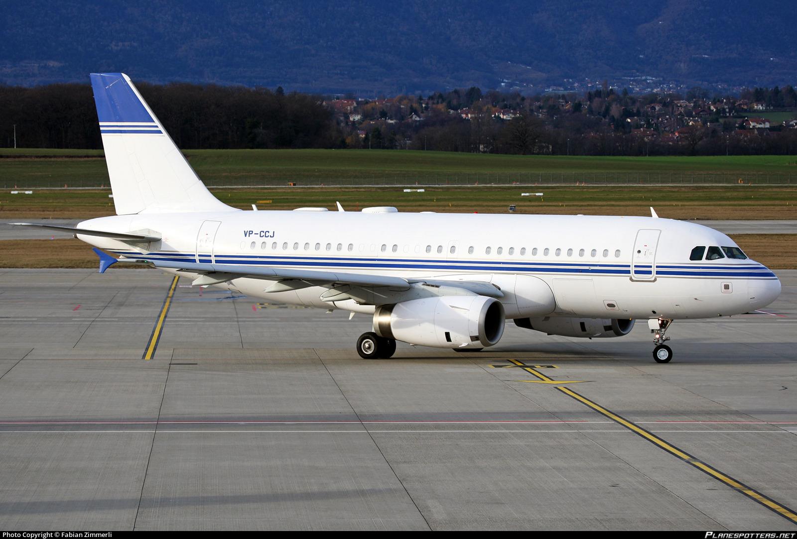 vp ccj jet aviation business jets airbus a319 133cj PlanespottersNet 855922 2f81526db3 o - A319CJ Corporate Jetliner
